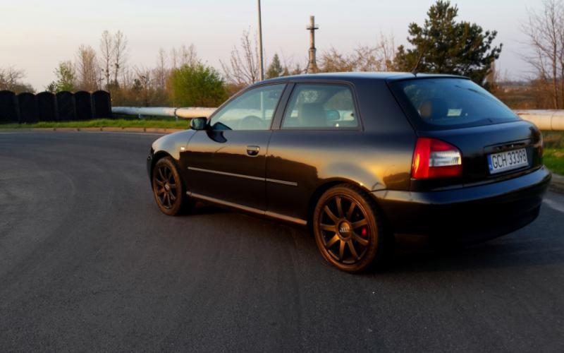 Audi A3 8l Asz 131km Boses Line Black Leather Cupra Forum