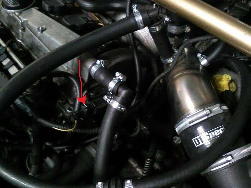 1 8T AUQ brak mocy, szarpie, rozłącza turbine, dławi